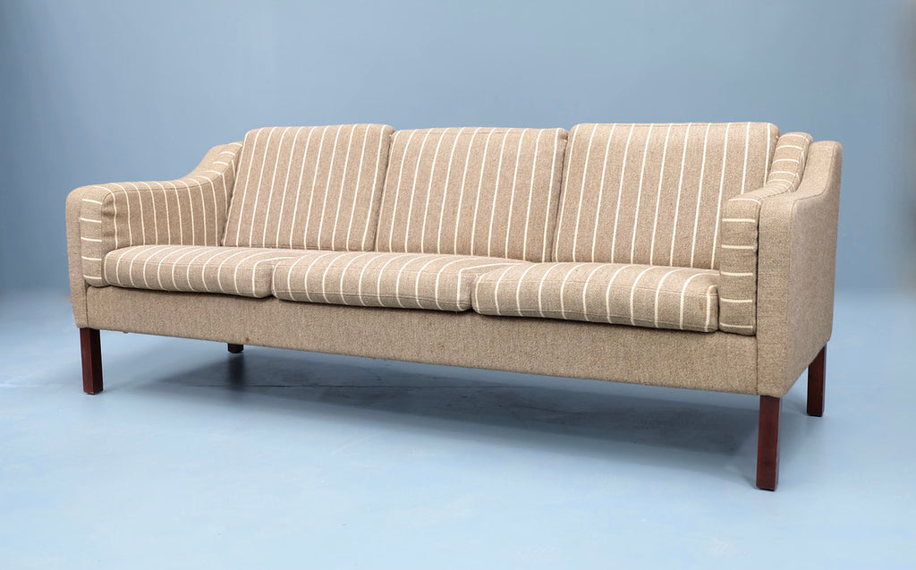 Danish Three Seater Sofa in Wool (2102902)