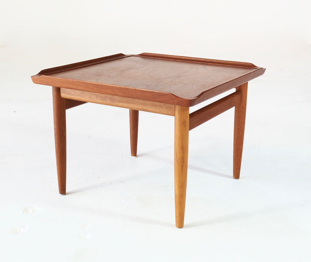 Kurt Østervig Side Table in Teak (1802009)