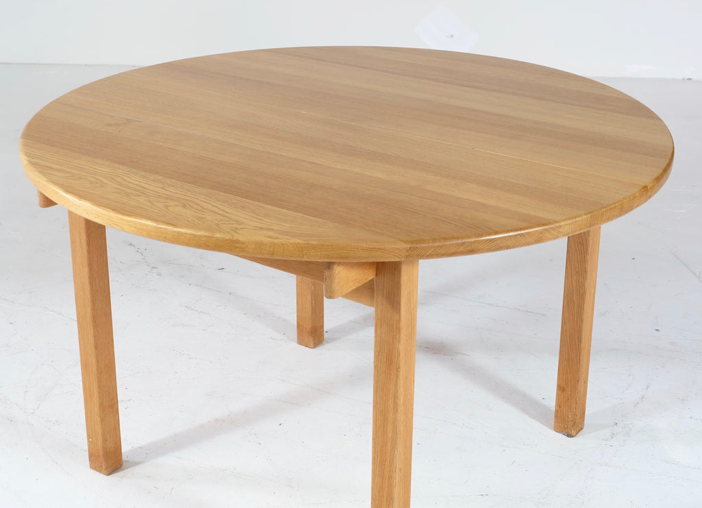 Kurt Østervig Dining Table in European Oak (1802439)