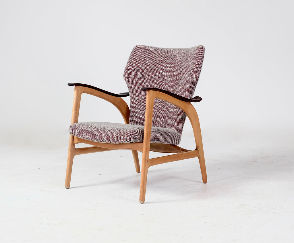 Madsen & Schubell Lounge Chair in New Kvadrat Fabric (1804952)