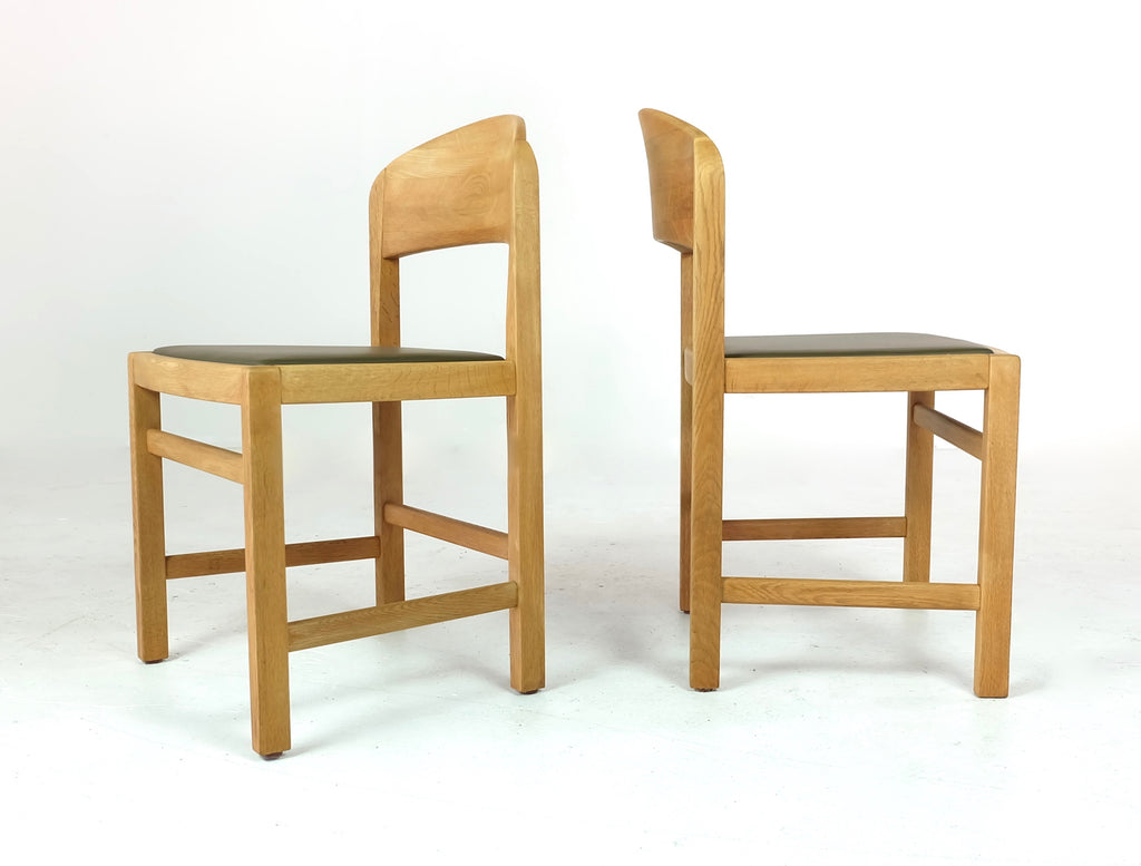 Set of Eight Mikael Laursen Dining Chairs (1804968)