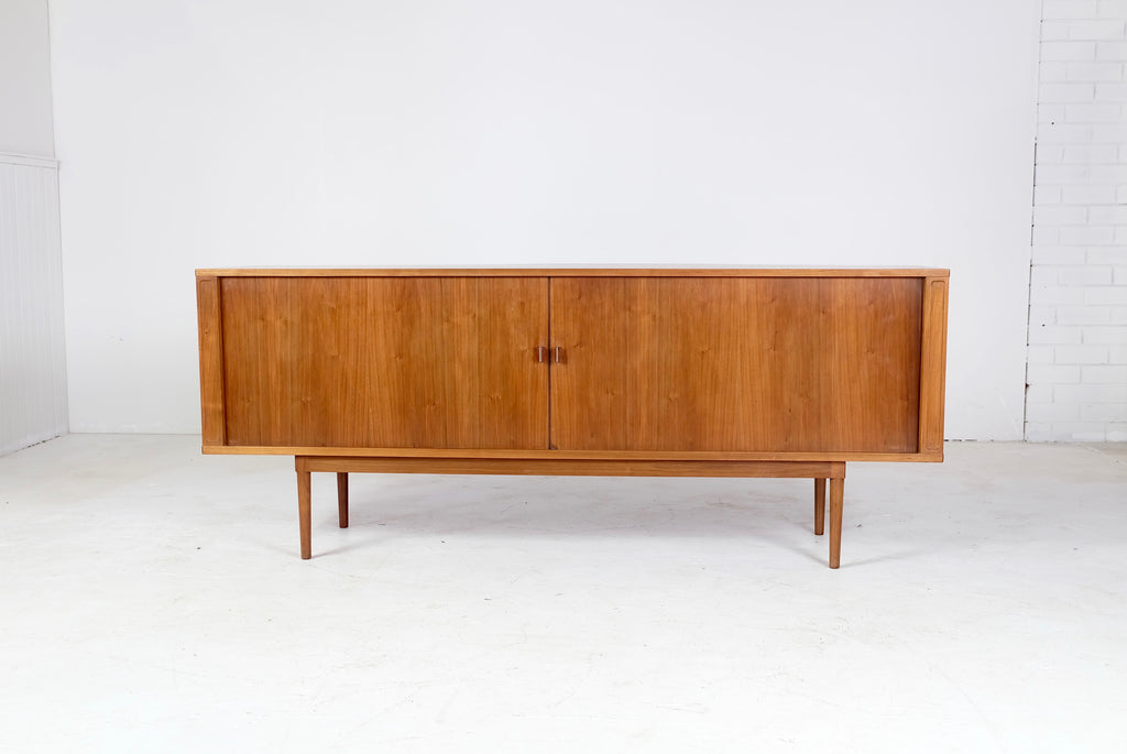 Peter Løvig Nielsen Sideboard in Teak with Tambour Doors (1902975)