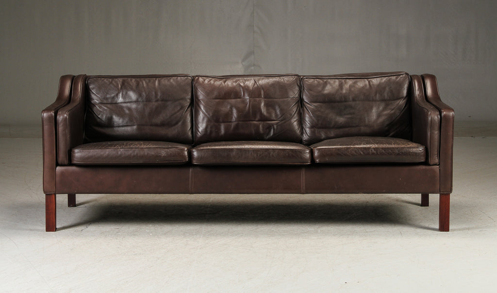 Danish Three Seater Sofa (1904013)