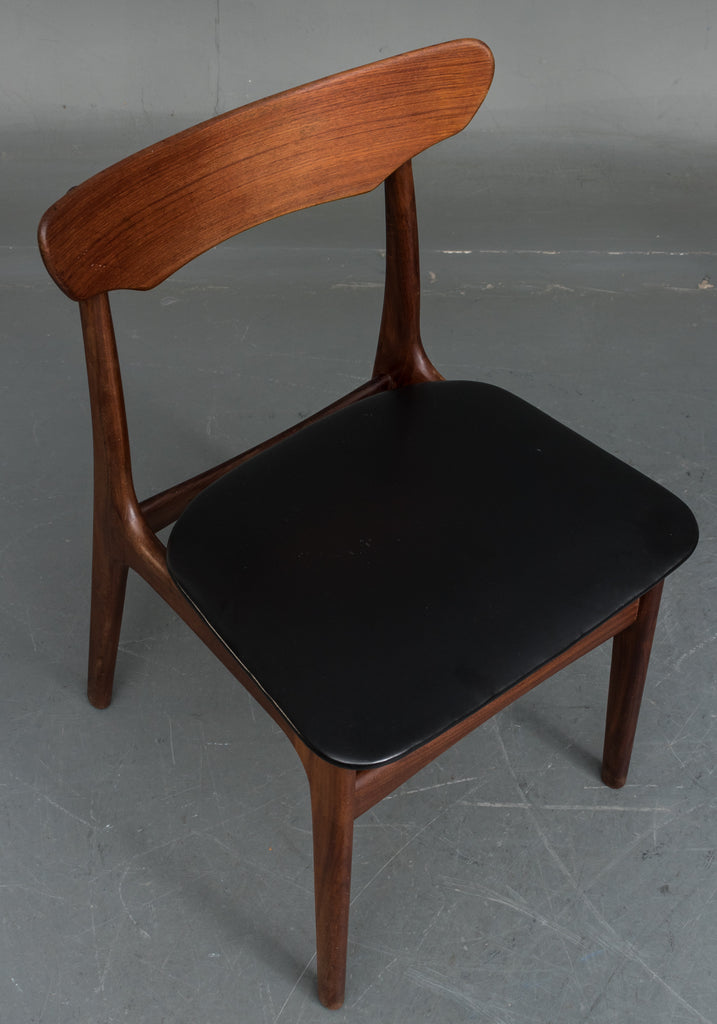 Set of Eight Schønning & Elgaard Dining Chairs in Teak (1904016)