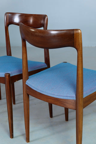 Four Vamo Sønderborg Dining Chairs (1904217)