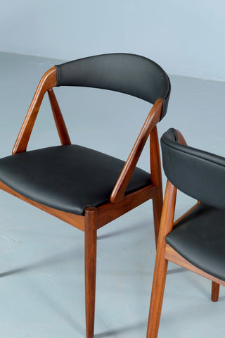 Four #31 Dining Chairs by Kai Kristiansen (1904224)