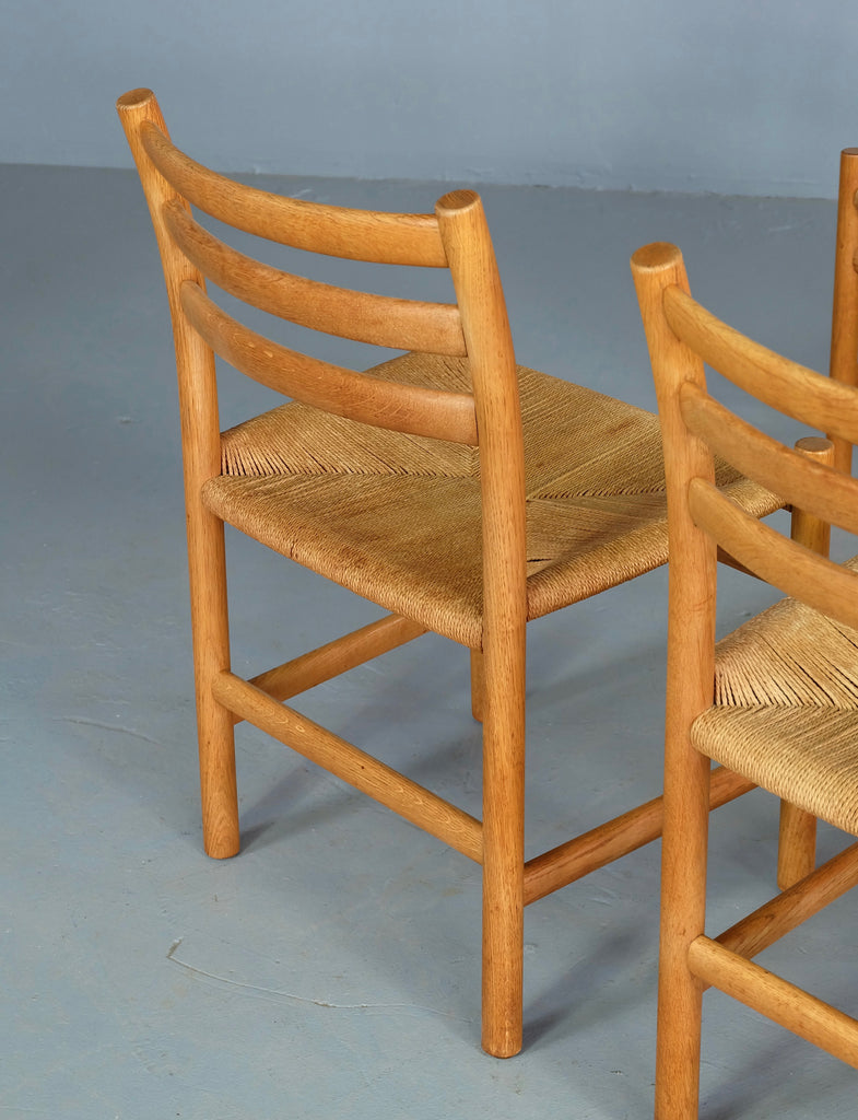 Eight Poul Volther Dining Chairs (1904FJ001)