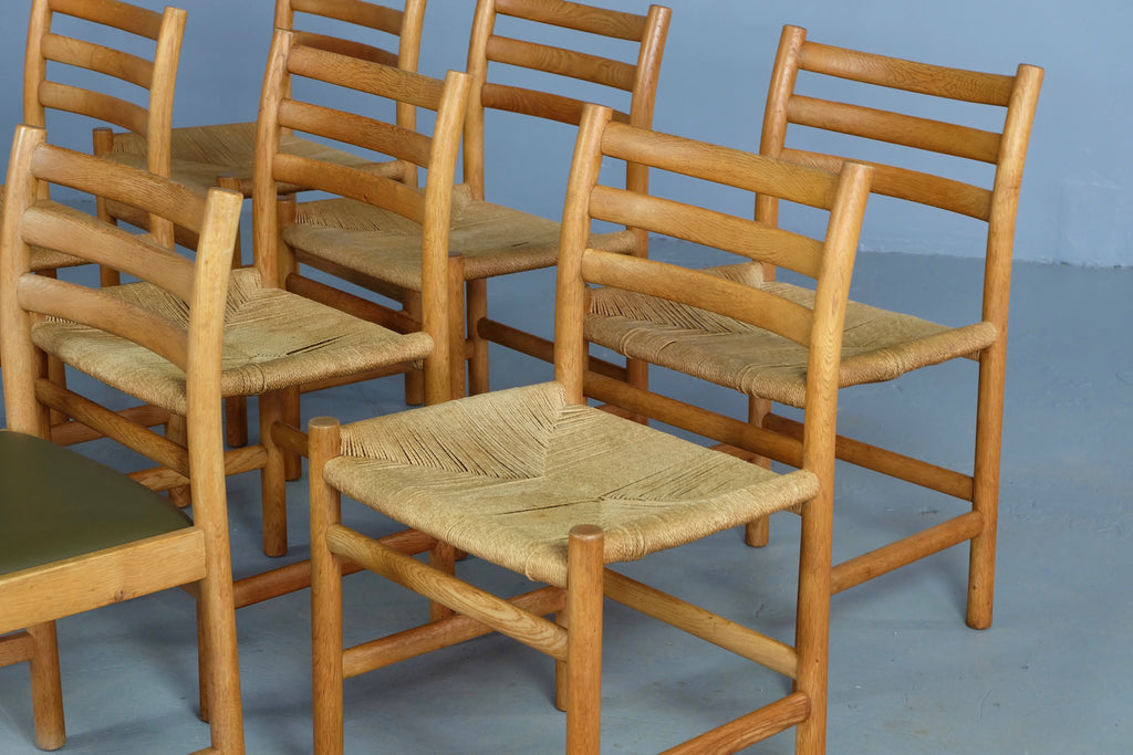 Six Poul Volther Dining Chairs (1904FJ001)