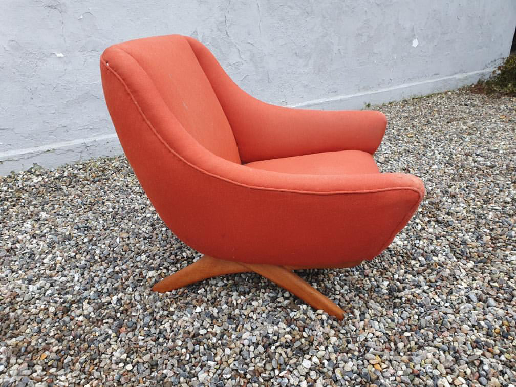Illum Wikkelsø ML90 Lounge Chair (2001075)