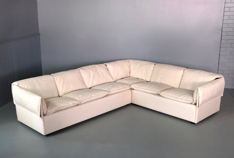 Niels Eilersen Corner Sofa in Leather (2001077)