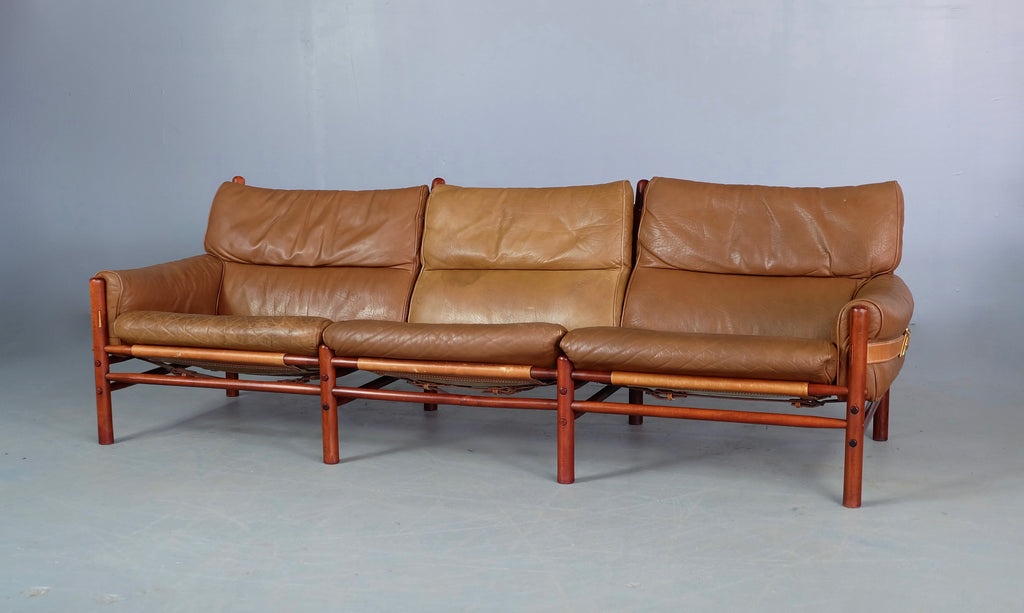 Arne Norell Kontiki Sofa in  Leather (2001912)