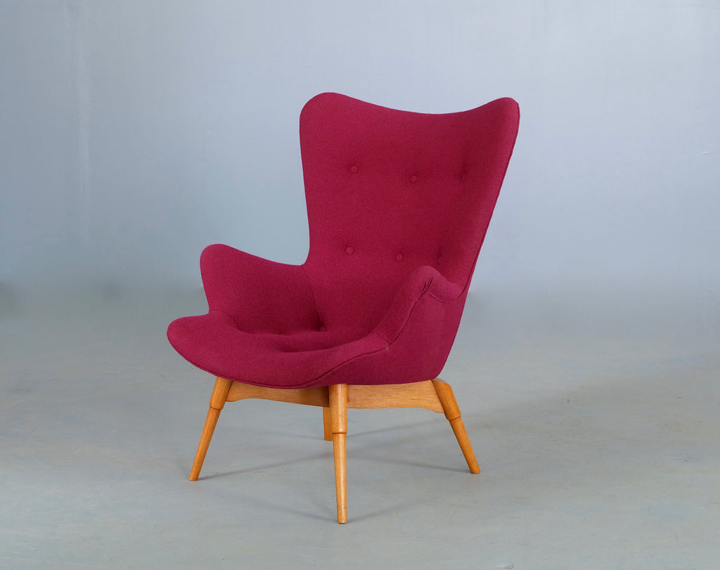 Featherston R160 Contour Chair (2001940)