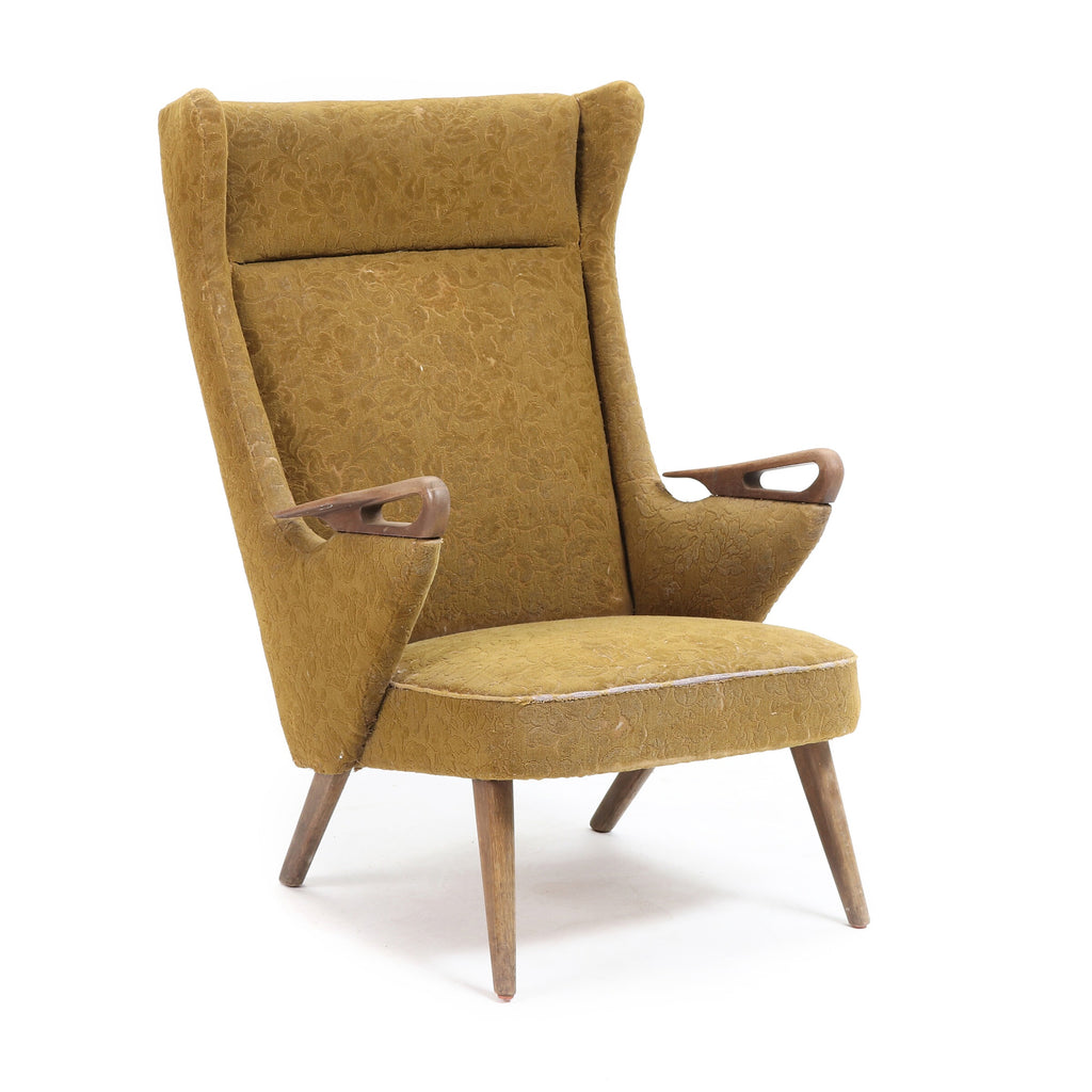 Findahl-Brodersen Wing-Back Lounge Chair (2002011)