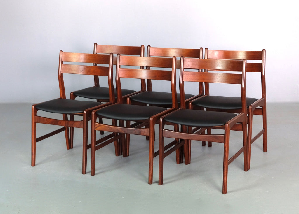 Six Boltinge Møbler Dining Chairs  (2002016)