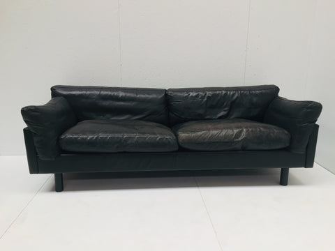 Erik Jorgensen Three Seater Sofa in Leather (2002018)