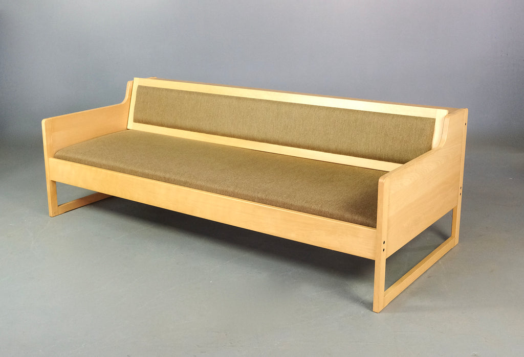Danish Sofa Bed on a Sleigh Base (2002032)