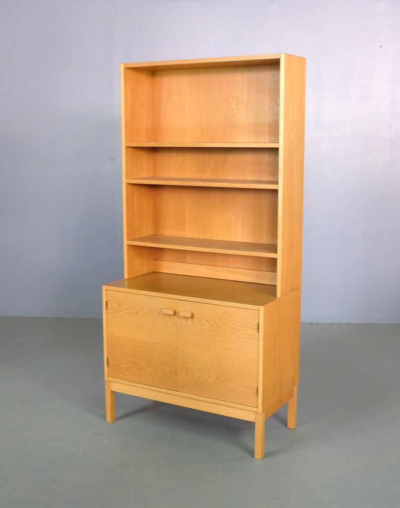 Danish Bookcase Unit in Oak (2002050)