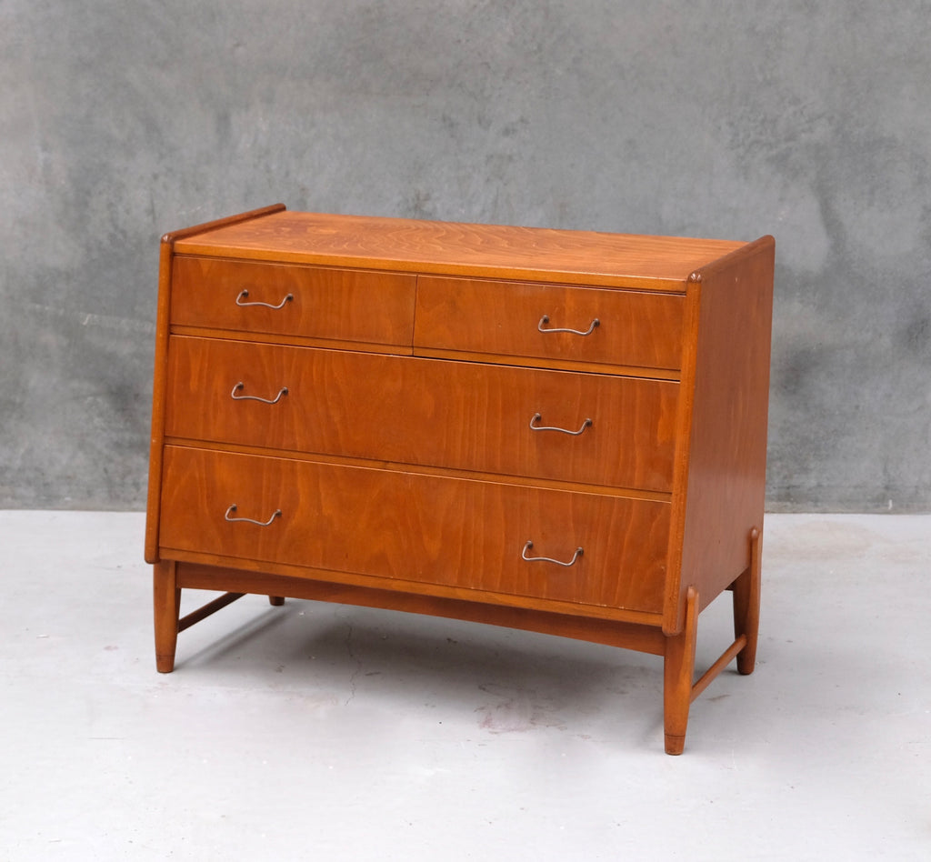 Chest of Drawers in Teak and Oak (2003130)