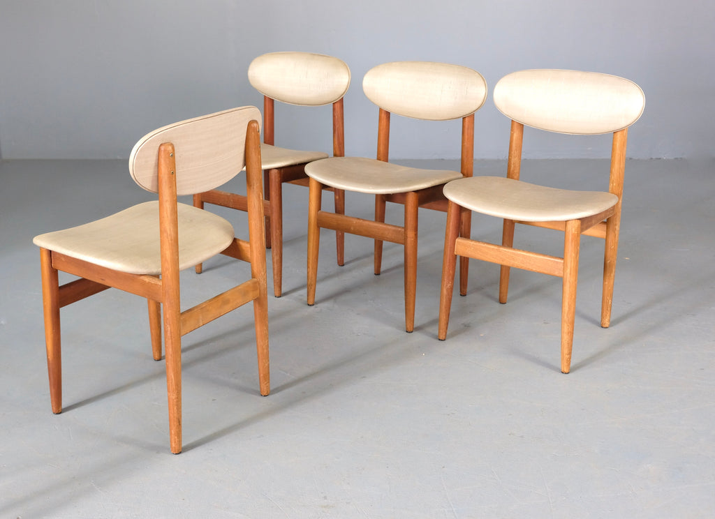 Four Mid-Century Dining Chairs (2003912)