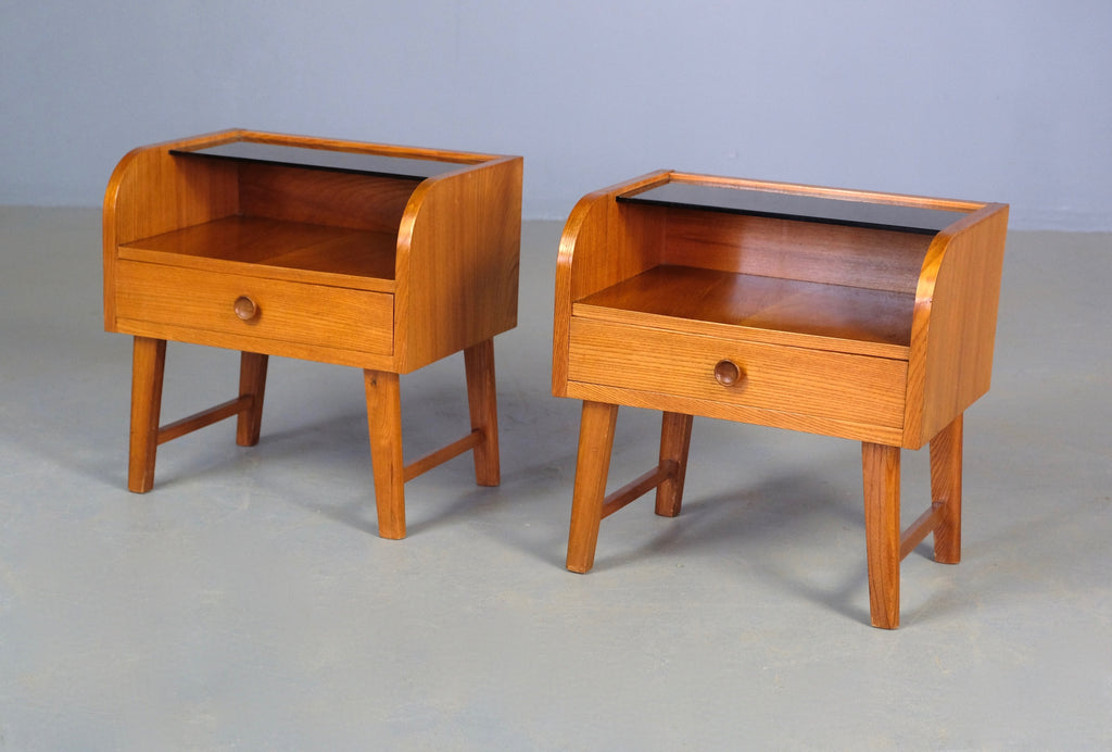 Pair of Danish Bedside Tables (2003063)
