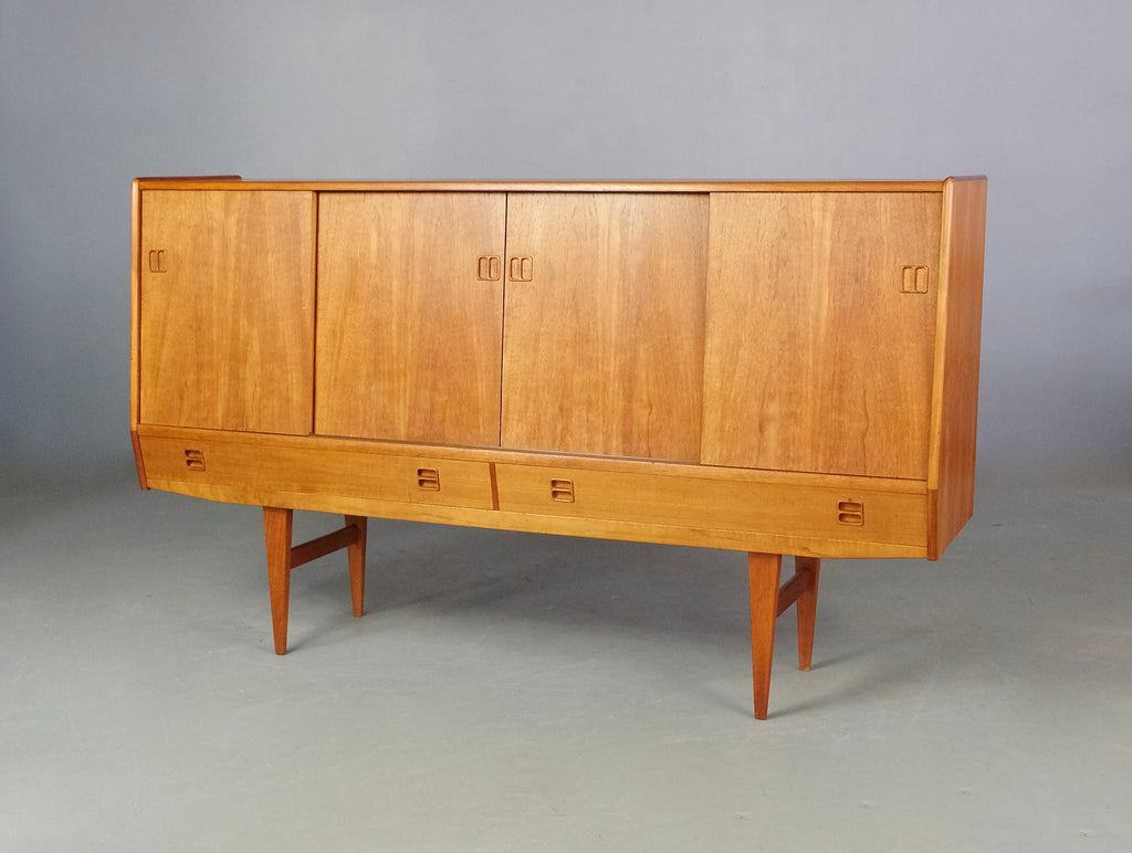 Danish Sideboard in Teak (2003077)