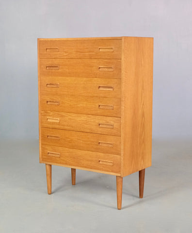 Danish Tallboy in Oak (2003092)