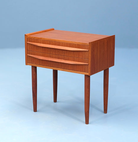 Danish Bedside Table in Teak (2003544)