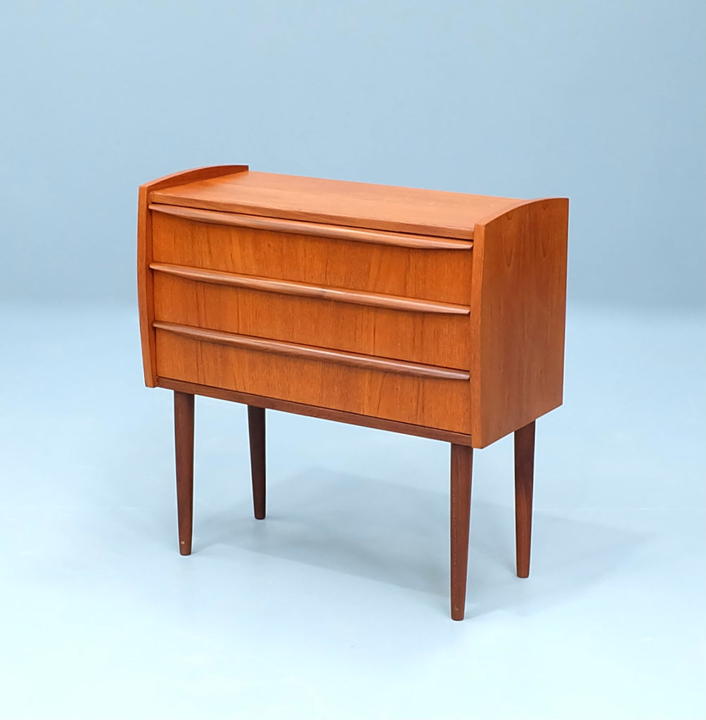 Danish Bedside Table in Teak (2003577)