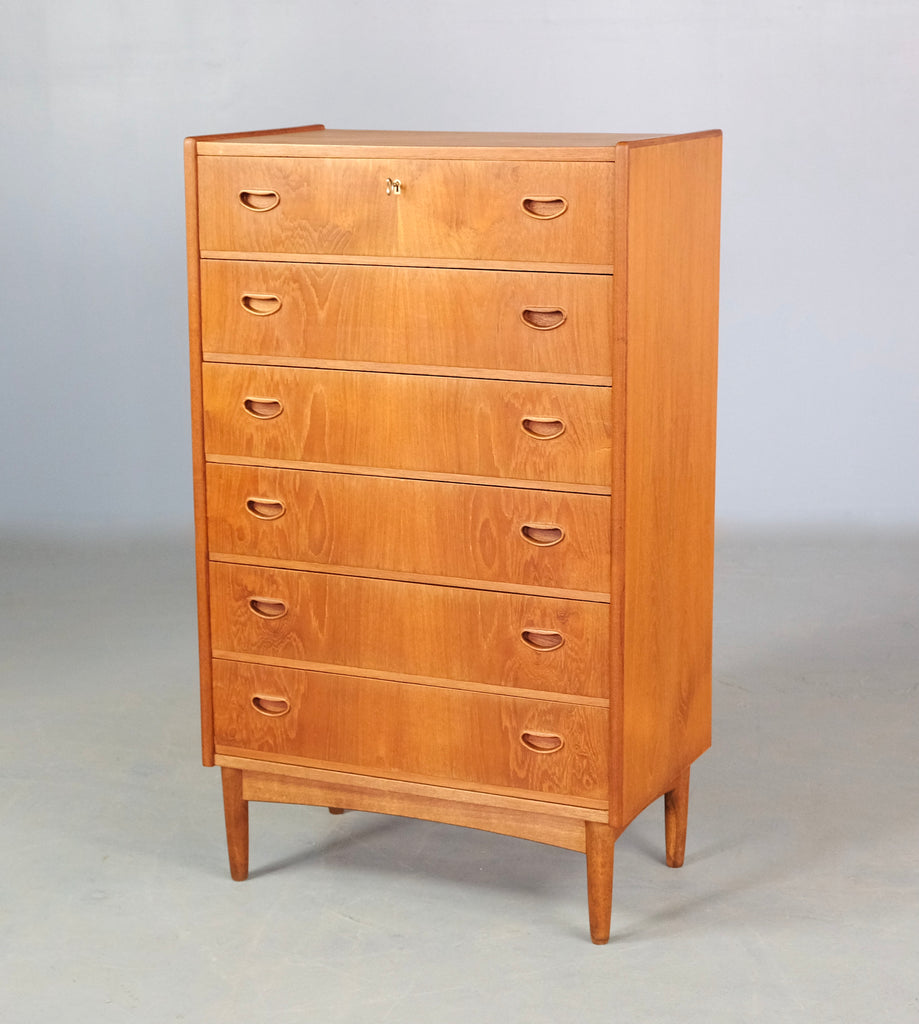 Danish Tallboy in Teak (2003603)