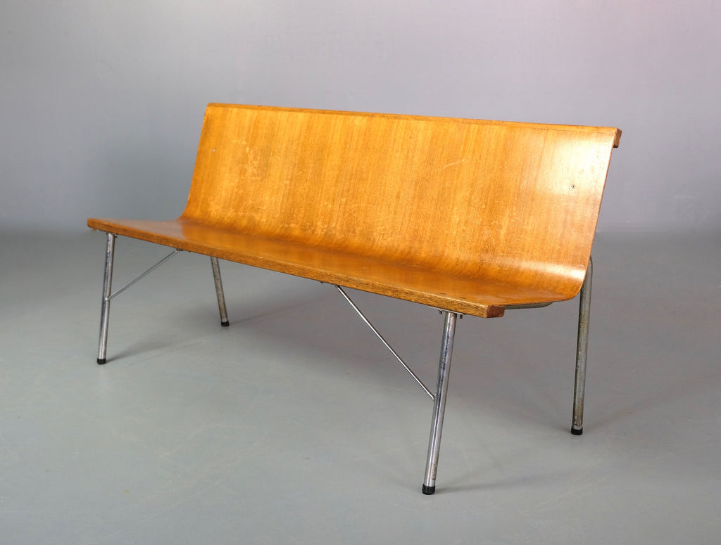 Vintage Bench in Ply (2003946B)