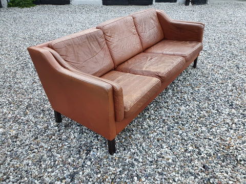 Danish Sofa in Leather (2004024)