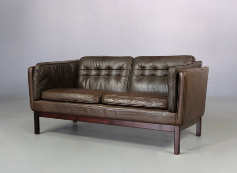 Danish Two Seater Sofa (2004913)