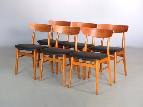Six Farstrup Dining Chairs (2004938)