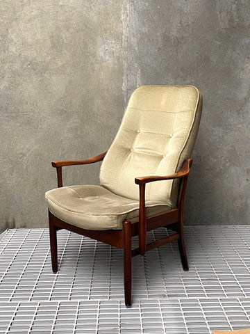 Danish High-Back Recliner (2004952)