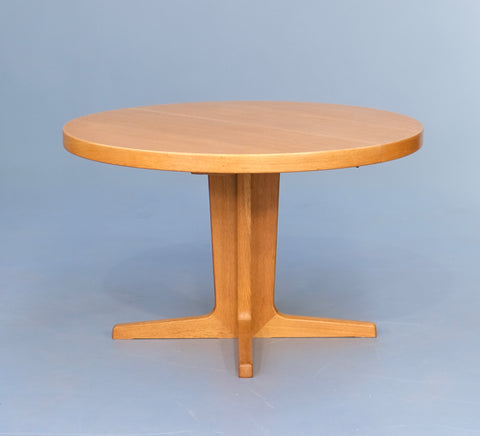 Skovby Extension Dining Table in European Oak (2004FJ016)