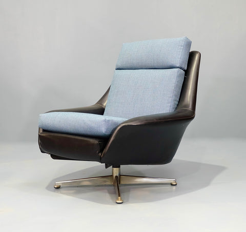Danish Deluxe Swivel Lounge Chairs (2102900)