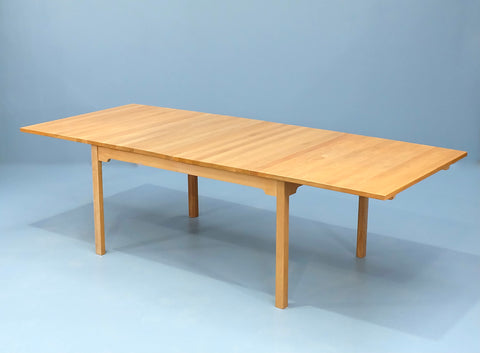 Kurt Østervig Extension Dining Table in Solid Oak  (2101AK032)