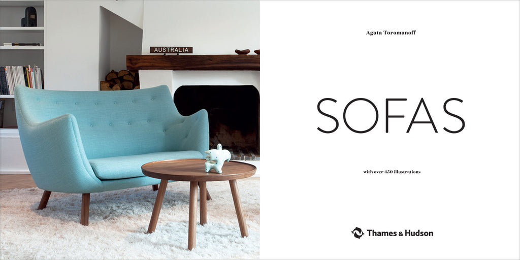 Sofas - 340 Iconic Designs by Agata Toromanoff (9780500021262)