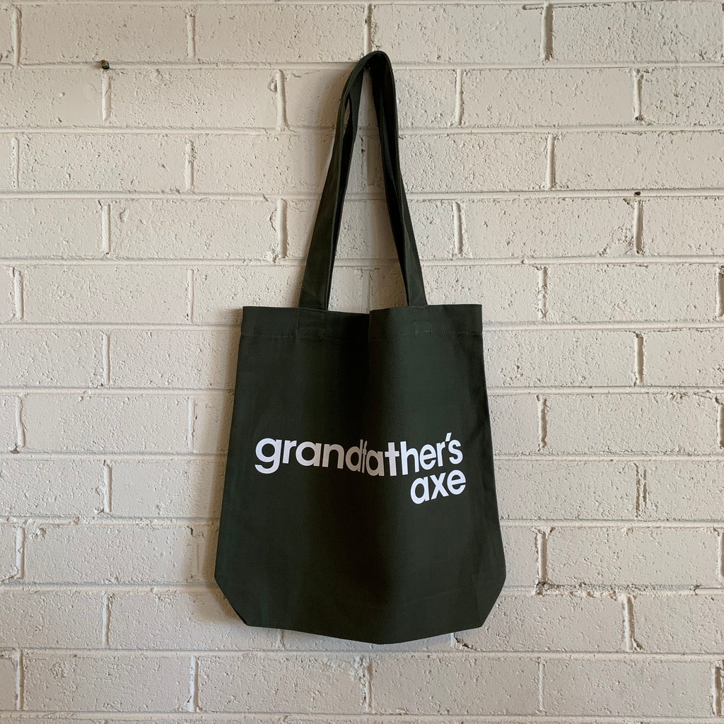 Grandfather's Axe Tote Bag