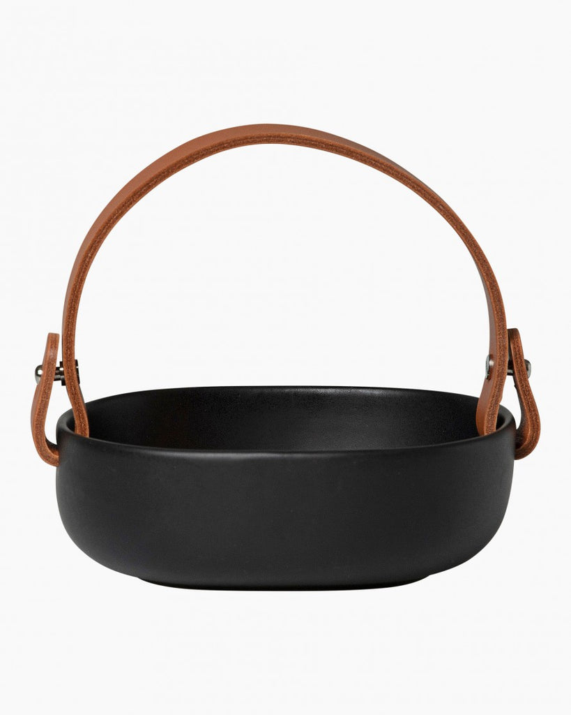 Marimekko Serving Dish - Pikku Koppa in Black (070557.900)