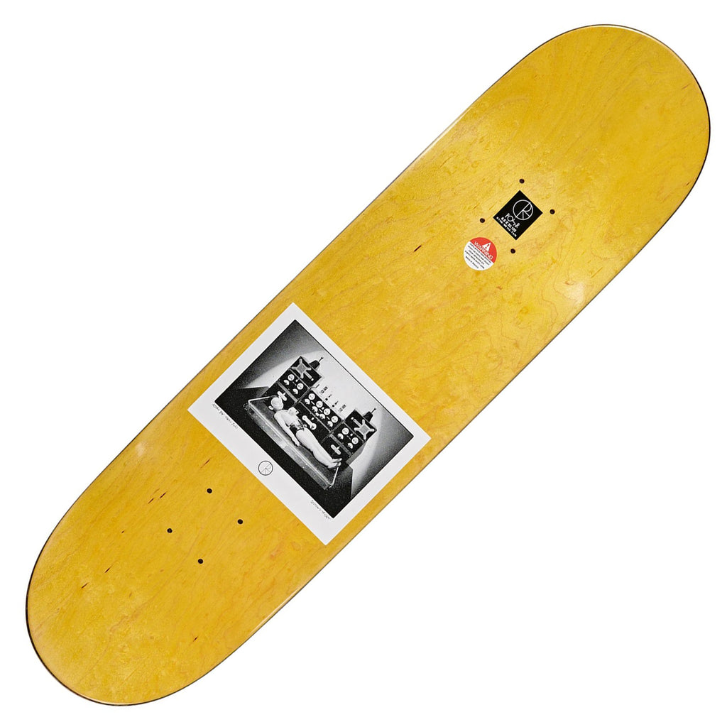 "Oxford Skate Co. presents the 8.0"" Shin Sanbogi Astro Boy Deck by Polar Skate Co."