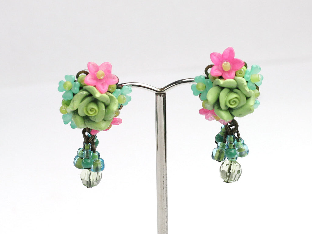 Sorbet Earrings by Colleen Toland