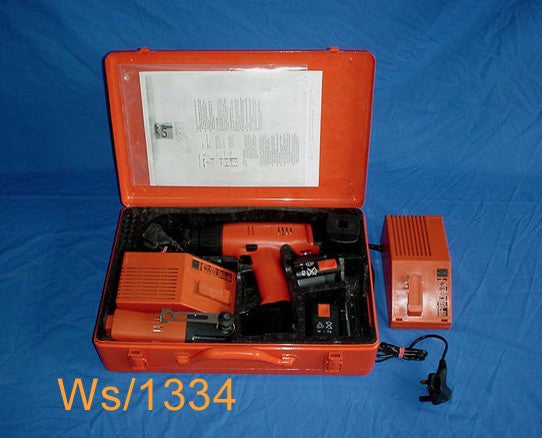 Oscillating Saw and Drill. WS1334