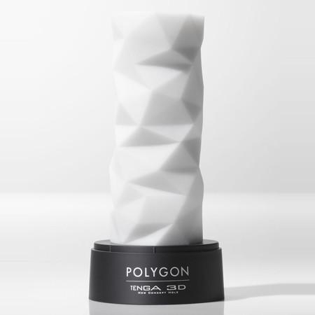 The 3D Polygon has multiple randomly constructed triangles embellishing its surface for extra pleasure.All Tenga 3D Products e designed for hundreds of pleasurable usages. All Tenga 3D products are easliy cleaned and are designed for hundreds of hours of pleasure.