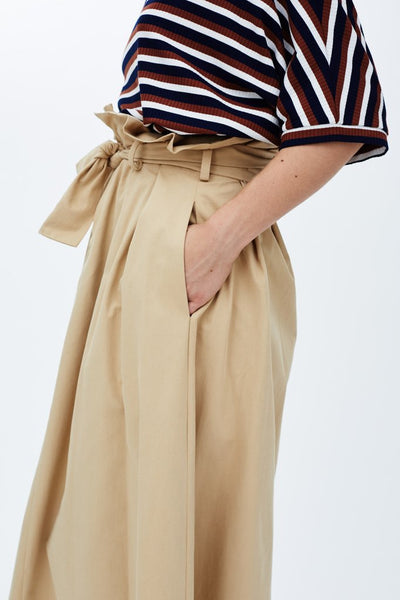 Dominic Skirt - Camel
