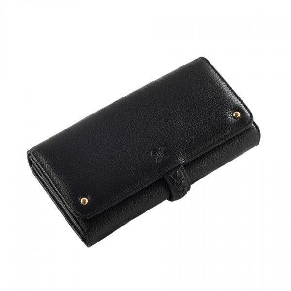 The Giselle Wallet - Black