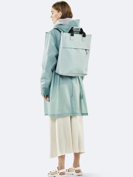 RAINS - Tote Backpack - Mint