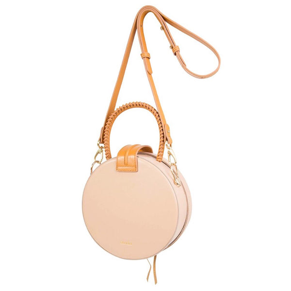The Eline Canteen Bag - Blush