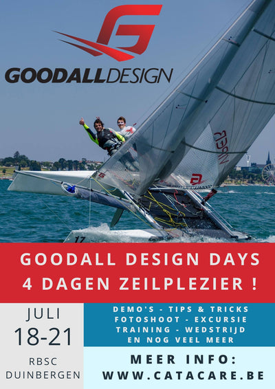 Save the date: Goodall Design days van 18 tem 21 juli 2020
