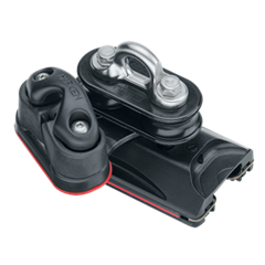 Trav Car 22mm inc Swivel Cleat